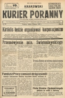 Krakowski Kurier Poranny : niezależny organ demokratyczny. 1938, nr35