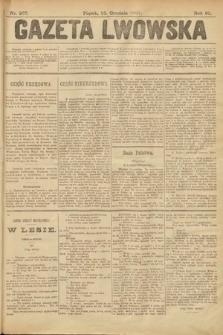 Gazeta Lwowska. 1901, nr287