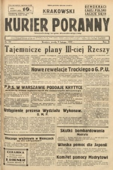 Krakowski Kurier Poranny : niezależny organ demokratyczny. 1938, nr39