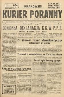Krakowski Kurier Poranny : niezależny organ demokratyczny. 1938, nr41
