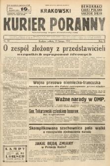 Krakowski Kurier Poranny : niezależny organ demokratyczny. 1938, nr42