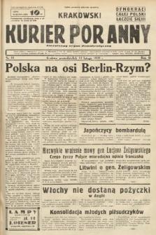 Krakowski Kurier Poranny : niezależny organ demokratyczny. 1938, nr44