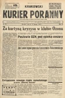 Krakowski Kurier Poranny : niezależny organ demokratyczny. 1938, nr45