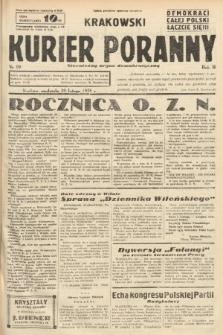 Krakowski Kurier Poranny : niezależny organ demokratyczny. 1938, nr50