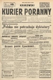 Krakowski Kurier Poranny : niezależny organ demokratyczny. 1938, nr51
