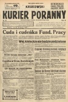 Krakowski Kurier Poranny : niezależny organ demokratyczny. 1938, nr52
