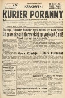 Krakowski Kurier Poranny : niezależny organ demokratyczny. 1938, nr55