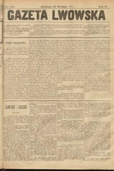 Gazeta Lwowska. 1901, nr289