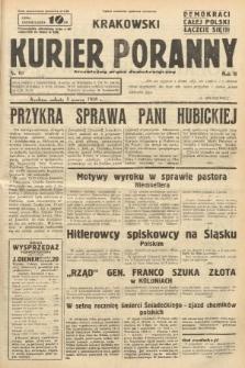 Krakowski Kurier Poranny : niezależny organ demokratyczny. 1938, nr63