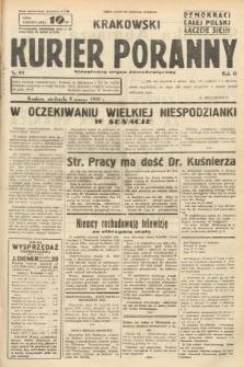 Krakowski Kurier Poranny : niezależny organ demokratyczny. 1938, nr64