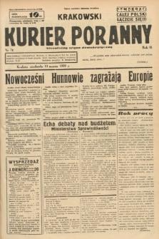 Krakowski Kurier Poranny : niezależny organ demokratyczny. 1938, nr71