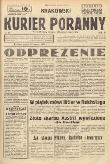 Krakowski Kurier Poranny : niezależny organ demokratyczny. 1938, nr76