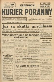 Krakowski Kurier Poranny : niezależny organ demokratyczny. 1938, nr81