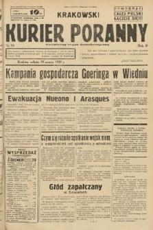 Krakowski Kurier Poranny : niezależny organ demokratyczny. 1938, nr84