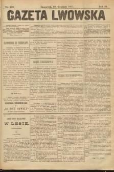 Gazeta Lwowska. 1901, nr292