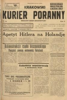 Krakowski Kurier Poranny : niezależny organ demokratyczny. 1938, nr96