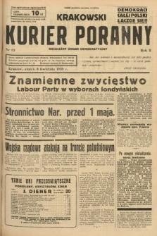 Krakowski Kurier Poranny : niezależny organ demokratyczny. 1938, nr97