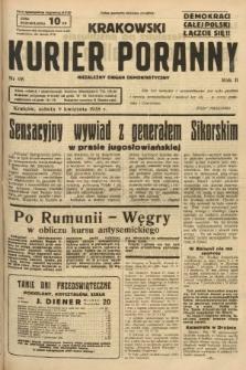 Krakowski Kurier Poranny : niezależny organ demokratyczny. 1938, nr98