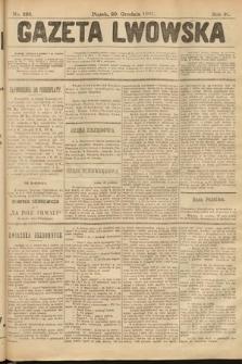 Gazeta Lwowska. 1901, nr293