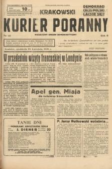 Krakowski Kurier Poranny : niezależny organ demokratyczny. 1938, nr111