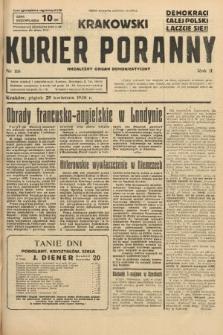 Krakowski Kurier Poranny : niezależny organ demokratyczny. 1938, nr116