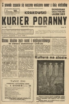Krakowski Kurier Poranny : niezależny organ demokratyczny. 1938, nr118