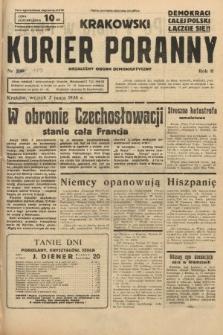 Krakowski Kurier Poranny : niezależny organ demokratyczny. 1938, nr119