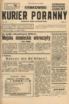 Krakowski Kurier Poranny : niezależny organ demokratyczny. 1938, nr120