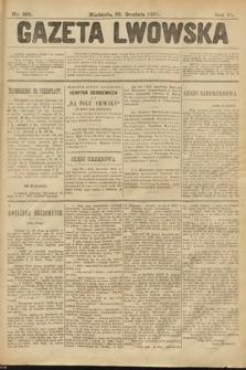 Gazeta Lwowska. 1901, nr295