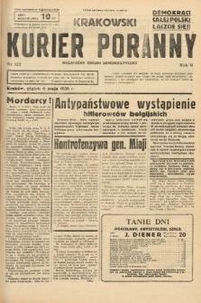 Krakowski Kurier Poranny : niezależny organ demokratyczny. 1938, nr122
