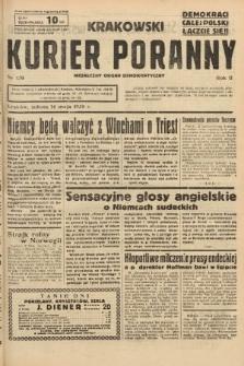 Krakowski Kurier Poranny : niezależny organ demokratyczny. 1938, nr130