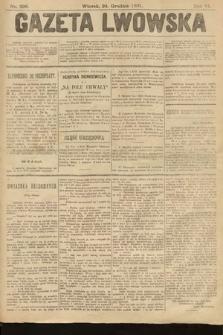 Gazeta Lwowska. 1901, nr296
