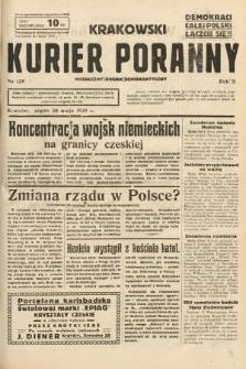 Krakowski Kurier Poranny : niezależny organ demokratyczny. 1938, nr136