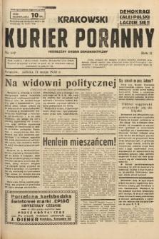 Krakowski Kurier Poranny : niezależny organ demokratyczny. 1938, nr137