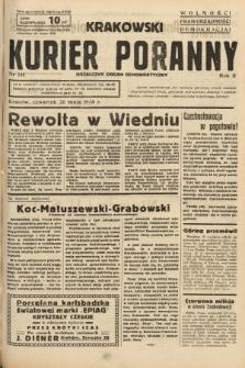 Krakowski Kurier Poranny : niezależny organ demokratyczny. 1938, nr141