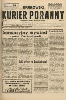 Krakowski Kurier Poranny : niezależny organ demokratyczny. 1938, nr145