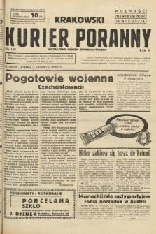 Krakowski Kurier Poranny : niezależny organ demokratyczny. 1938, nr149