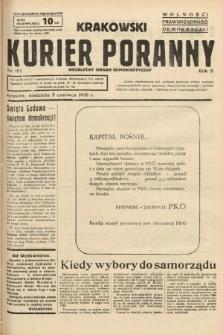 Krakowski Kurier Poranny : niezależny organ demokratyczny. 1938, nr151