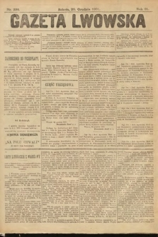 Gazeta Lwowska. 1901, nr298