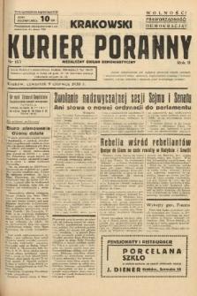 Krakowski Kurier Poranny : niezależny organ demokratyczny. 1938, nr153