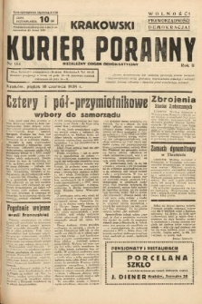 Krakowski Kurier Poranny : niezależny organ demokratyczny. 1938, nr154