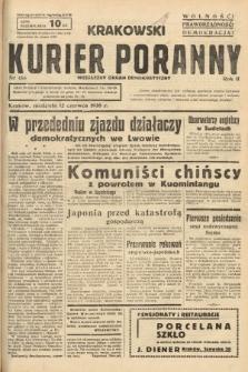 Krakowski Kurier Poranny : niezależny organ demokratyczny. 1938, nr156