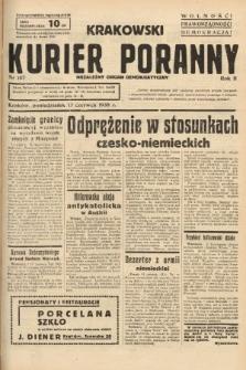 Krakowski Kurier Poranny : niezależny organ demokratyczny. 1938, nr157