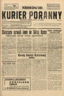 Krakowski Kurier Poranny : niezależny organ demokratyczny. 1938, nr160
