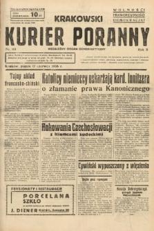 Krakowski Kurier Poranny : niezależny organ demokratyczny. 1938, nr161