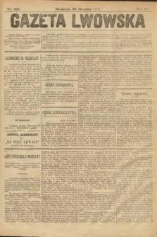 Gazeta Lwowska. 1901, nr299