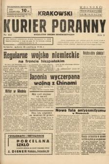 Krakowski Kurier Poranny : niezależny organ demokratyczny. 1938, nr162