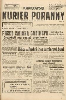 Krakowski Kurier Poranny : niezależny organ demokratyczny. 1938, nr165
