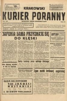 Krakowski Kurier Poranny : niezależny organ demokratyczny. 1938, nr168