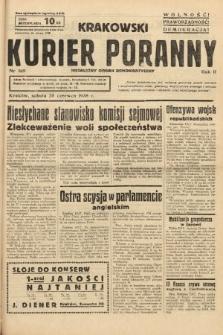 Krakowski Kurier Poranny : niezależny organ demokratyczny. 1938, nr169